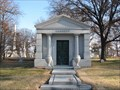 Image for Liggett/ Shaw Family Mausoleum - Bellefontaine Cemetery - St. Louis, Missouri