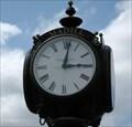 Image for Oklahoma Centennial Clock - Madill, Oklahoma