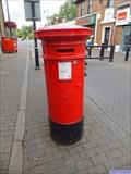 Image for Victorian Post Box - Market Place, Dartford, Kent, UK