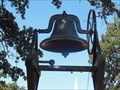 Image for Union Hill Baptist Church Outdoor Bell - Bastrop, TX