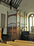 Image for Church Organ – Kirk Andreas (St. Andrew) – Andreas, Isle of Man