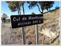 Image for Col de Montfuron - Montfuron, Paca, France