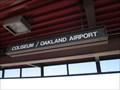 Image for Oakland Coliseum Amtrak / BART Station