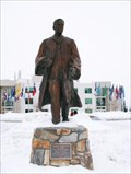Image for FIRST -- President of University of Alaska