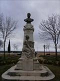 Image for Busto de Francisco Eduardo de Barahona Fragoso - [Évora,Évora,Portugal]