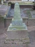 Image for Louis Arthur Wix - St. Peter's Episcopal Cemetery - Fernandina Beach, FL
