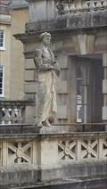 Image for Emperor Claudius -- Roman Baths, Bath, Somerset, UK
