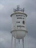 Image for Marietta Public Works Authority Water Tower - Marietta, OK