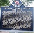 Image for Howell Thomas Heflin