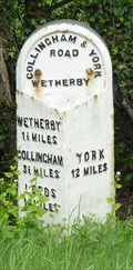 Image for Milestone - York Road, Wetherby, Yorkshire, UK