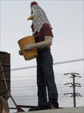 Image for Chicken Boy, Muffler Man - Los Angeles, CA