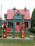 Image for Phillps 66 - Avilla Gas Station - Carthage, Missouri, USA.