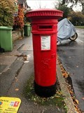 Image for Victorian Pillar Box - Kingsnorth Gardens - Folkestone - Kent -UK