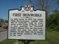 Image for First Ironworks - 1A37 - Bristol, TN