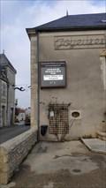 Image for Panneau d'affichage de la commune d'Usson-du-Poitou - Nouvelles-Aquitaine, France