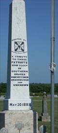Image for Melvern Tribute Obelisk - Melvern, Ks
