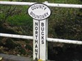 Image for Northants/Bucks County Boundary - Turweston, UK