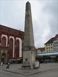 Image for Marktbrunnen - Market Fountain - Würzburg, Germany