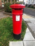 Image for Victorian Pillar Box - Tower Street - Chichester - West Sussex - UK