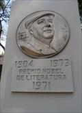 Image for LITERATURE - 1971  -  Pablo Neruda  -  San Salvador, El Salvador