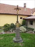 Image for Christian Cross - Habrovany, Czech Republic