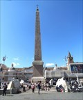 Image for Fontana dell' Obelisco Lions - Roma, Italy