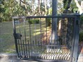 Image for Magnolia Cemetery Gate - Orange Park, FL