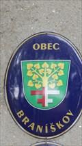 Image for Znak obce - Braniskov, Czech Republic
