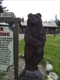 Image for Standing Bear - Juneau, Alaska