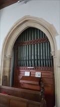 Image for Church Organ - St Margaret of Antioch - South Elmham St Margaret, Suffolk