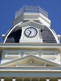 Image for Courthouse Clock - Franklin, TX