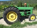 Image for John Deere Tractor (Incognito) - Gatzke's Farm Market - Oyama, British Columbia