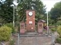 Image for Lieut. Colonel Harold McIntosh Memorial Clock - Rockley, NSW