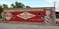 Image for Moon Pie and RC Cola Mural - Ben Wheeler, TX
