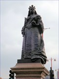 Image for Queen Victoria - Blackfriars Bridge, London, UK