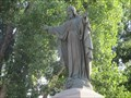 Image for Statue du Sacré Coeur - Statue of the Sacred Heart - Trois-Rivières, Québec