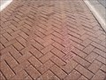 Image for Historic Downtown Siloam Springs Brick Sidewalk - Siloam Springs AR