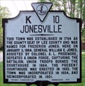 Image for Jonesville