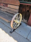 Image for Casa Del 17 Wheel Bench - Los Gatos, CA