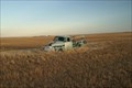 Image for GMC grain truck - Retired - Kincaid District, SK