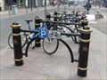 Image for Pier Head Clock - Bicycle Tender - Cardiff, Wales.
