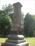 Image for 21st Wisconsin Infantry Monument Obelisk - Chickamauga National Battlefield