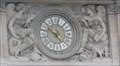 Image for The clock on Palais du Louvre - Paris, France