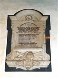 Image for Boer War Memorial, St Albans Cathedral, St Albans, Herts, UK