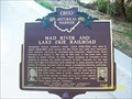 Image for Mad River and Lake Erie Railroad / Mad River and Lake Erie Railroad  Marker # 27-11