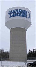 Image for Clear Lake Water Tower - Clear Lake, Iowa