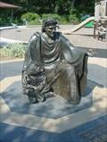 Image for Kneeling Jesus - Belleville, Illinois