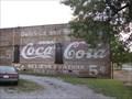 Image for Coca Cola Ghost Sign - Demopolis, Alabama