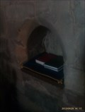 Image for Piscina, St Mary the Virgin - Newton Solney, Derbyshire