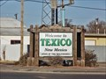 Image for Welcome to Texico - Texico, NM